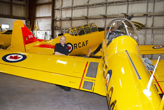 Jelinski hoping Aviation Museum and Learning Centre will take flight with educators, students